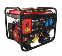 Бензиновый генератор DDE G550