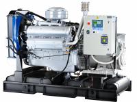 Дизельная электростанция АД-100 ЯМЗ-238М2 (110 кВт)
