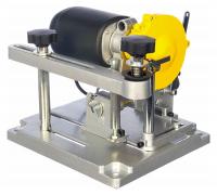 Электрический заточной станок для дисков Калибр Мастер ЭЗС-110Дм