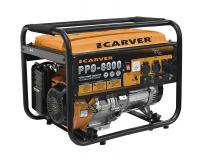 Генератор бензиновый CARVER PPG-8000 (6,5 кВт)