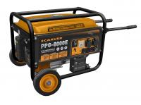Генератор бензиновый CARVER PPG-8000E-3 (6,5 кВт)