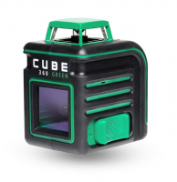 Построитель лазерных плоскостей ADA Cube 2-360